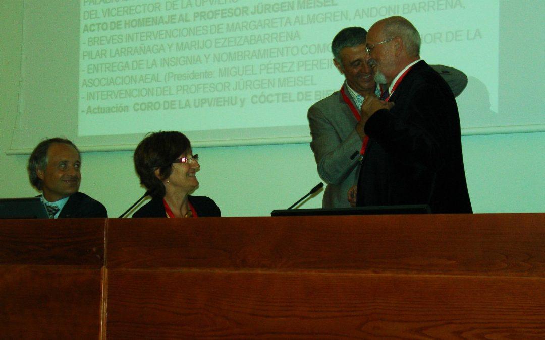 VII Congreso Internacional de Adquisición del Lenguaje
