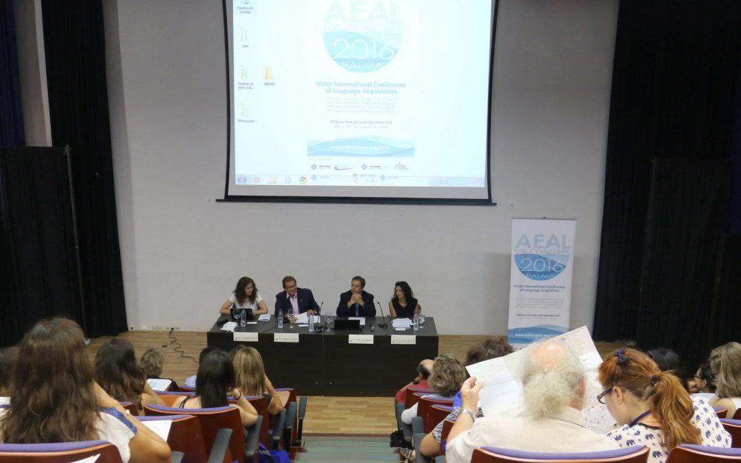 VIII Congreso Internacional de Adquisición del Lenguaje